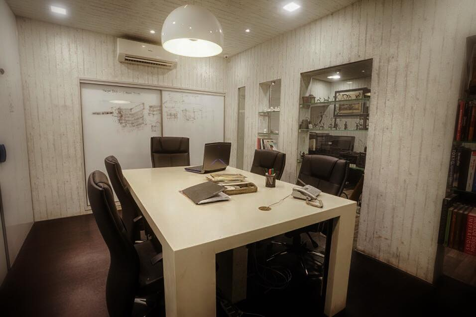 Meeting Room @ BLD Design Studio